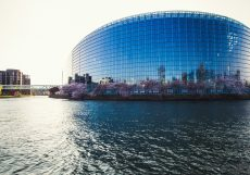 Building of the Council of Europe in Strasbourg